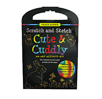 Cuddle Up and Read - Scratch and Sketch