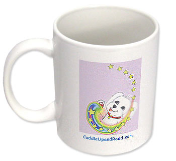Cuddle Up and Read - Cuddly Mug